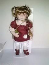 Collectible Porcelain Duckhouse Heirlooms Dolls DORIS Doll *Great Condit... - $17.72+