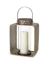 Unique Geometric Decorative Metal Candle Holder - $53.90