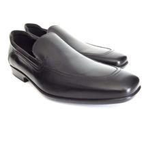 NEUF noir s Chaussures cuir taille enfiler 1237347 LAGUNA FERRAGAMO à SALVATORE Fw45wU