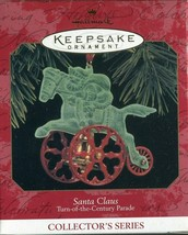 1997 New in Box - Hallmark Keepsake Christmas Ornament - Santa Claus - $3.95