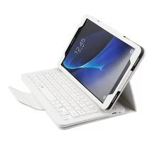 Wireless Bluetooth Keyboard PU Leather Cover Protective Smart Case For S... - $36.99