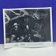 Lobby Card movie theater poster photo vtg Borderline Charles Bronson Ed ... - $19.60