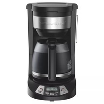 Hamilton Beach 12 Cup Programmable Coffee Maker - $29.88
