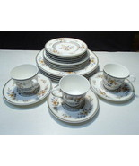 18 Piece Set Mikasa Chippendale Service for 4 ~ almost - $65.95
