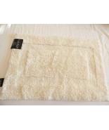 """$38.00 Ralph Lauren Wescott  Bath Rug, 17"""" x 24"""" , Linen Cream - $18.07"""