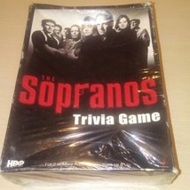 The sopranos trivia game - $8.17
