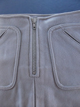 NWT Gap blue Wool Blend Mid Thigh Skirt Misses Size 2 - $25.74
