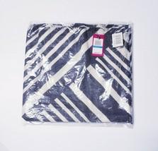 Vince Camuto Women's Sailor Mix Stripe Super Soft Wrap Scarf Gray & Cream - $25.71