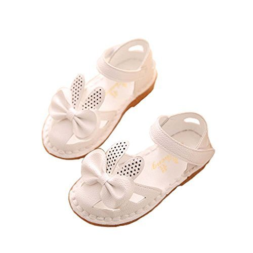 Girls Princess Shoes Summer Children's Shoes Fish Mouth Open Toe Sandals