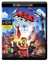 The Lego Movie (4K Ultra HD+Blu-ray)