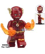 The Flash Barry Allen DC Superhero Single Sale Minifigure Block - $2.85