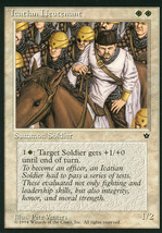 Magic: The Gathering: Fallen Empires - Icathian Lieutenant - $0.39