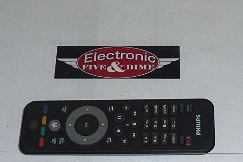 PHILLIPS RC-2820 TV REMOTE CONTROL