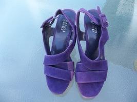 Nwob Franco Sarto Fab Purple Heels 8.5 M - $39.99