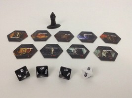 Star Wars Risk Clone Wars Edition Dice and Separatist Tokens Replacement... - $14.80
