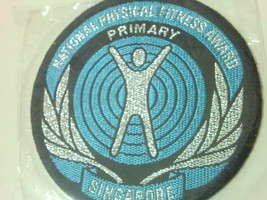 National physical fitness award patch - $3.95