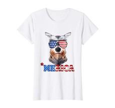 Tee shirts -  Merica Funny Miniature Schnauzer 4th Of July Gifts Tees Wowen - $19.95+