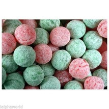 3KG KINGSWAY WATERMELON & APPLE FIZZ BALLS WEDDING RETRO SWEETS PARTY  - $1.28 - $36.22