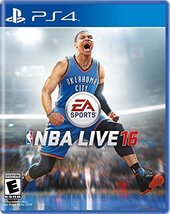 NBA Live 16 - PlayStation 4 [PlayStation 4] - $11.83
