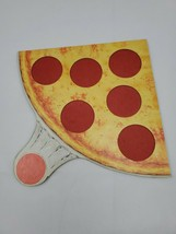 PIZZA PARTY Board Game REPLACEMENT Red Pizza ONLY Parker Brothers 1987 - $9.95