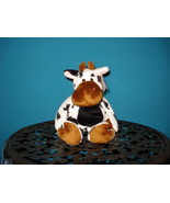 Ty Beanie Babies Tipsy the Cow Error on Tush Tag Born 2004 New Tags  - $18.00