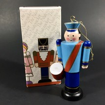 "Vintage 1984 Avon Nutcracker Christmas Ornament Collection ""The Soldier""... - $11.75"
