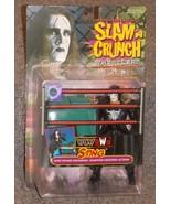 1999 SLAM n CRUNCH Wrestlers WCW NWO Sting Wrestling Figure New In The P... - $54.99