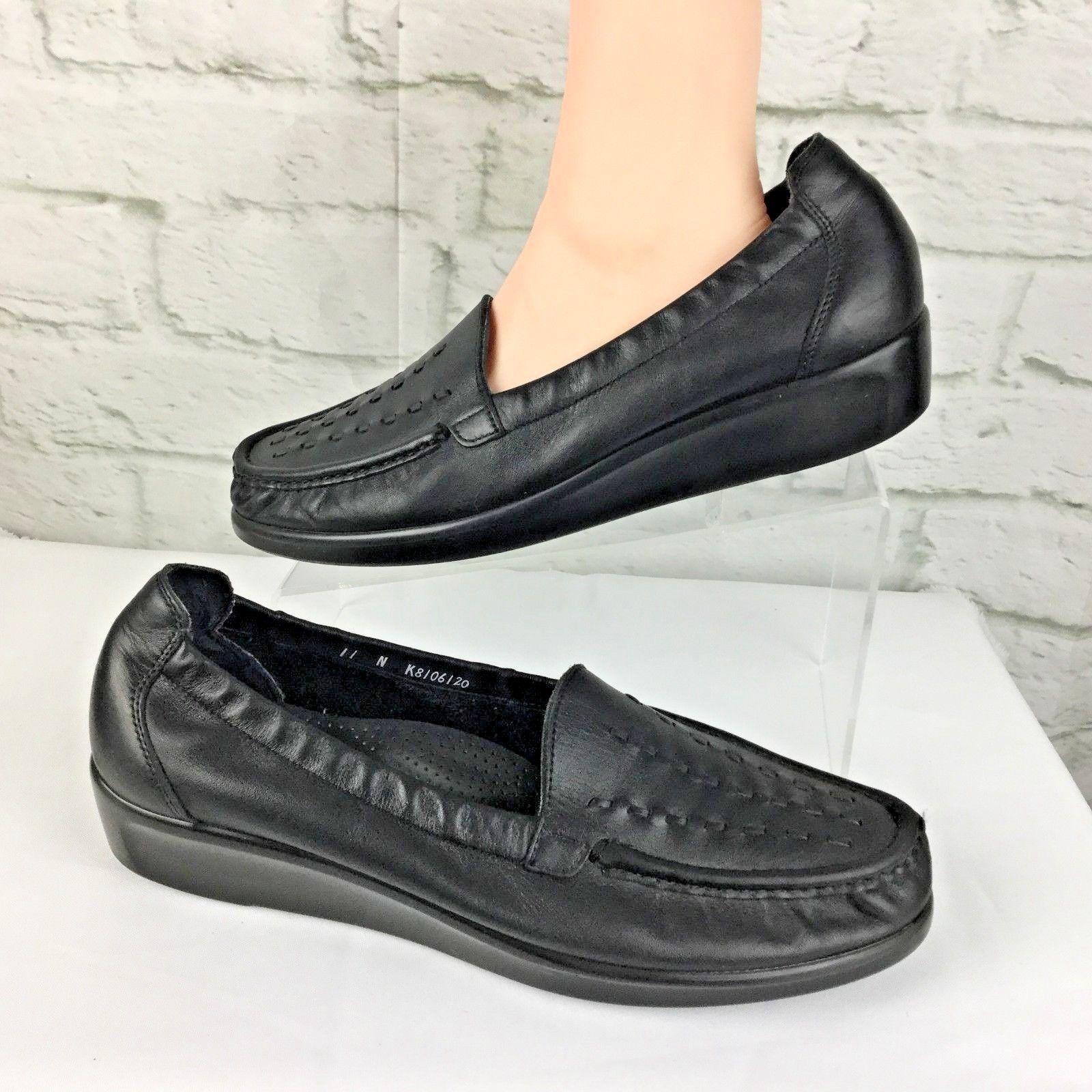 9a9d756fe9b SAS Black Tripad Comfort Slip On Loafers and 50 similar items