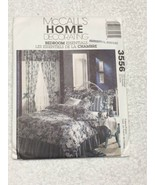 McCalls 3556 Home Decorating Bedroom Essentials Sewing Pattern Uncut Duv... - $9.89