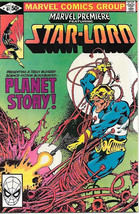 Marvel Premiere Comic Book #61 Star-Lord 1981 VERY FINE+ - $43.46