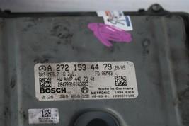 06-07 Mercedes W203 C230 ECU Engine Computer EIS Ignition FOB ISL A2711534479 image 2