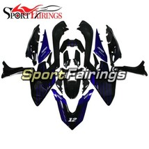Complete Blue Black Cowling For Yamaha TMAX530 2017 17 18 YAMAHABLUE Fairing Kit - $377.65