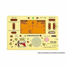 *KORG Korg - combo tuner metronome TM-60 Pomupomu pudding TM-60-SPN - $48.17