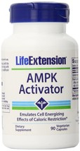 NEW!! Life Extension Ampk Activator x 90 capsules FREE UK DELIVERY!! - $48.48