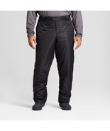 c9 by Champion Men's Big & Tall Straight Snow Pants Black - $21.24