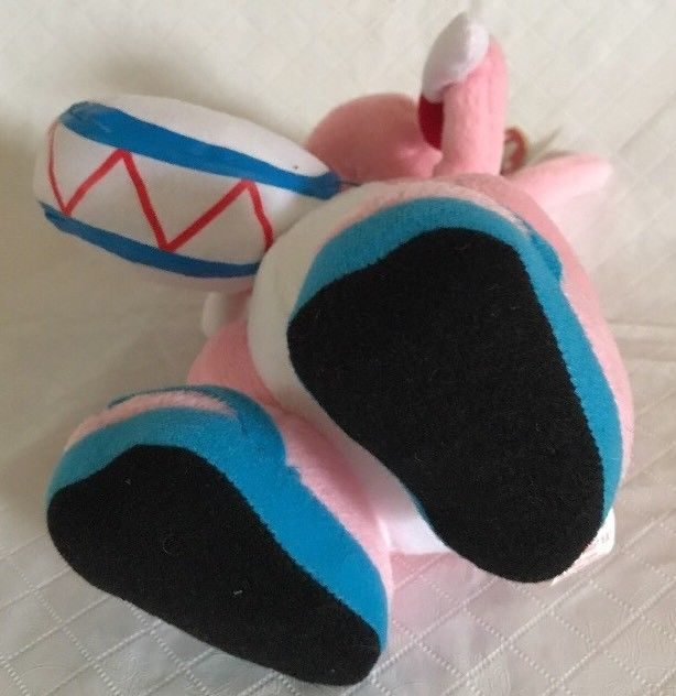 2b322f526a6 Ty ENERGIZER BUNNY Walgreens Exclusive Beanie Babies Plush MWMTs Pink  Glasses