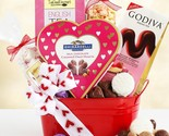 Chocolate Lovers: Valentine's Day Gift Basket