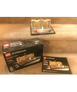 Lego Architecture Buckingham Palace 21029 Pre-owned with instructions an... - $79.15