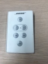 Bose Remote Control Tested And Cleaned          E9