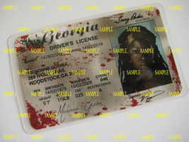 The Walking Dead  Driver's License [ Michonne ] B3G1F - $5.99