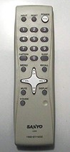 Original Sanyo GXBA TV Remote Control for Models DS24425, DS27225, DS27425, DS32 - $14.99