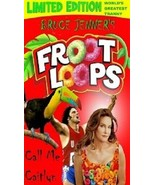 """Foot Loops Bruce Jenner """"Spoof"""" Cereal Magnet - $7.99"""