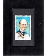 Tchotchke Stamp Art - History of Flight - Wilbur Wright - $8.99