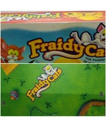 Fraidy Cats Game Empty Box Board 1994 Replacement pieces parts Gameboard - $5.00