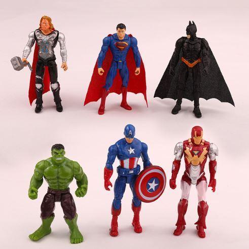 Marvel legends hero action figures