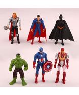 Marvel Legends Hero Action Figures (6 piece set) - $24.99