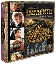 Jim hensons labyrinth the board game thumb200
