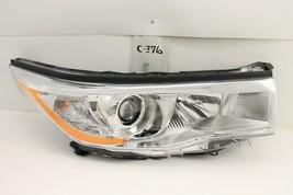 Oem Head Light Headlight Lamp Toyota Highlander 14 15 16 Le Damaged Rh - $64.35