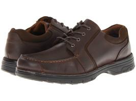 New Men's Dockers Stowe - Brown Burnishable Full Grain - Size 13 - $54.99