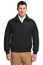 Port Authority Competitor Jacket, 2XL, Tr Black/Tr Bk - $36.78